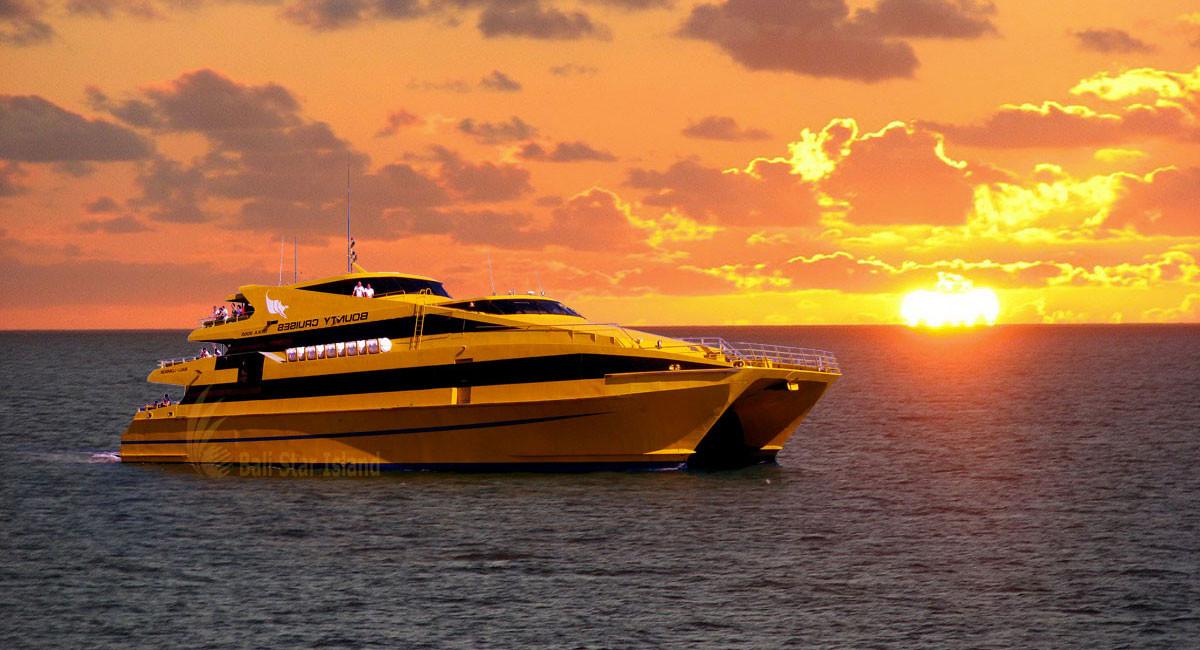 Sunset Dinner Cruise  Bounty Sunset Dinner Cruise