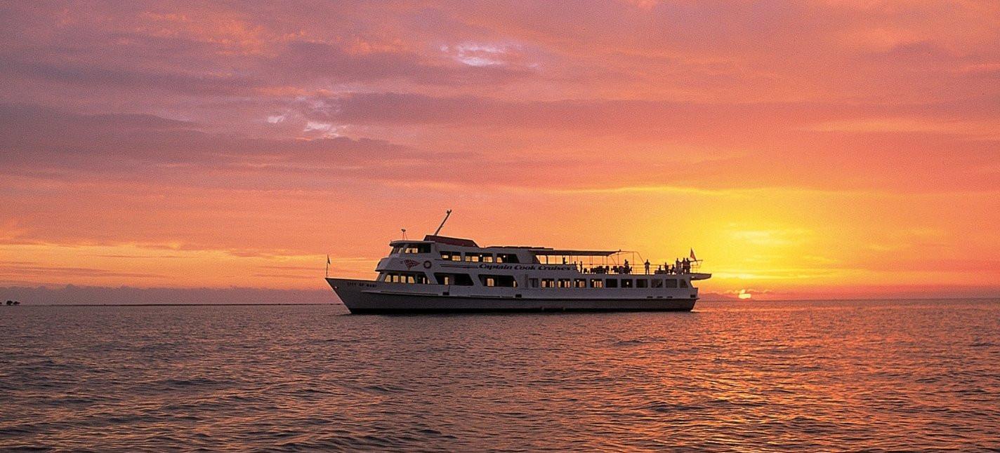 Sunset Dinner Cruise  Sunset Dinner Cruise