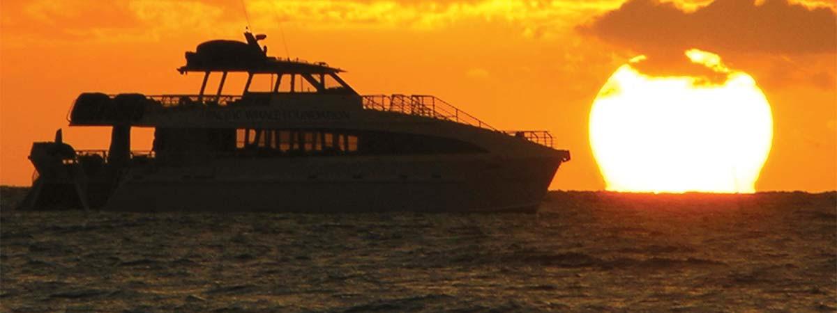 Sunset Dinner Cruise  Lahaina Sunset Dinner Cruise Maui