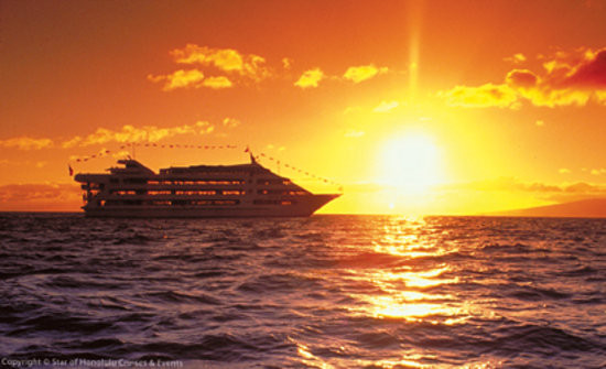 Sunset Dinner Cruise  Star of Honolulu Dinner and Whale Watch Cruises 2018