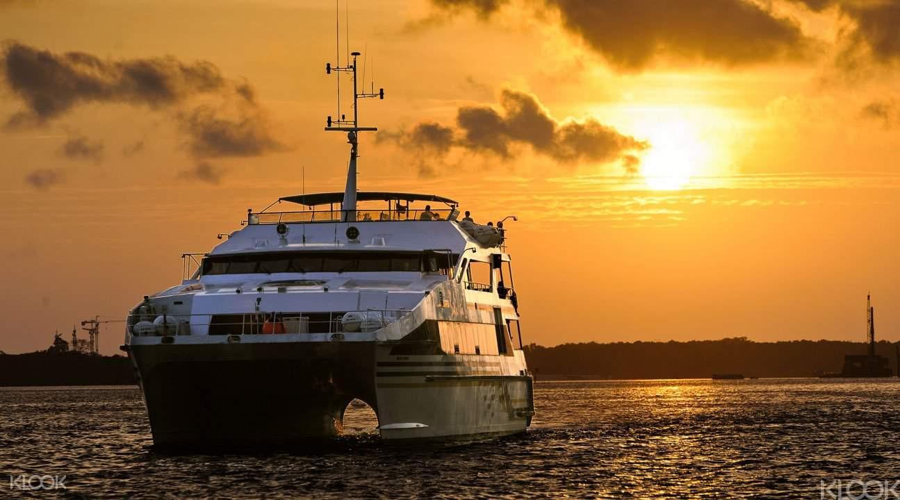 Sunset Dinner Cruise  Sunset Dinner Cruise Klook