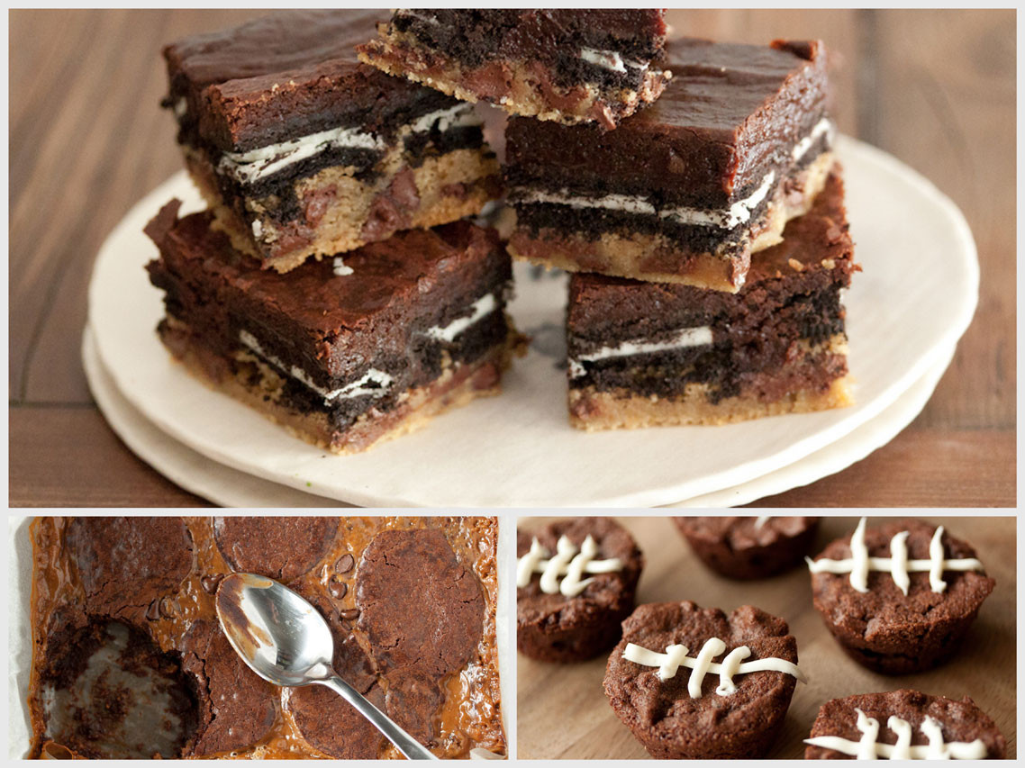 Super Bowl Desserts Easy  2012 Super Bowl Menu What s Gaby Cooking
