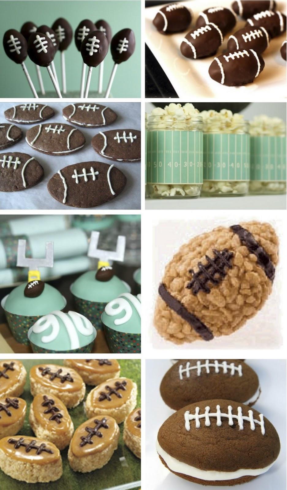 Super Bowl Desserts Ideas  Room For Dessert