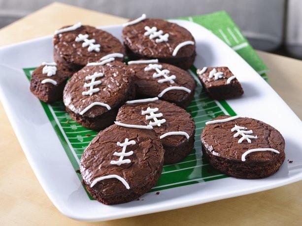 Super Bowl Desserts Ideas  Ten Great Football Recipes for Super Bowl Parties