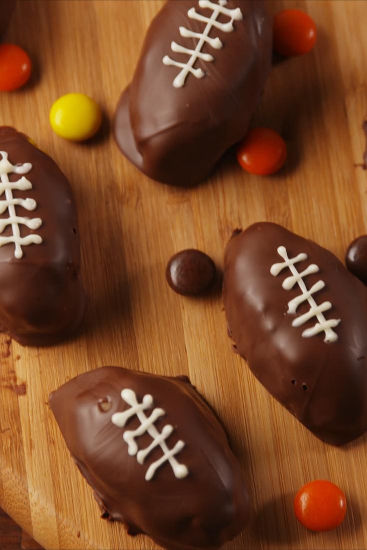 Super Bowl Desserts Ideas  30 Best Super Bowl Desserts Easy Recipes for Super Bowl