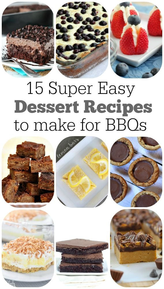 Super Easy Desserts  Stuff I ve Gotta and You ve Gotta See