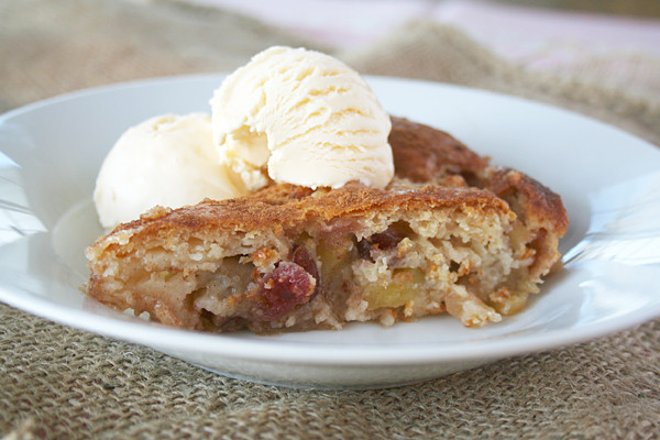 Super Easy Desserts  An Easy Dessert for a Fall Gathering Super Simple Apple