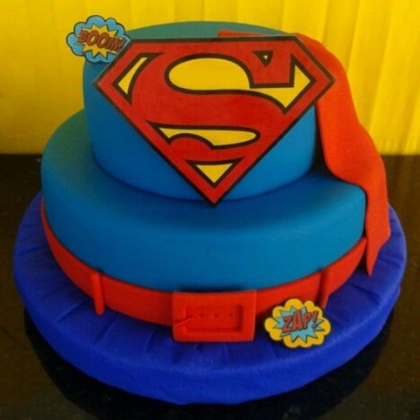Superman Birthday Cake  Here es Superman Birthday Cakes For Boys