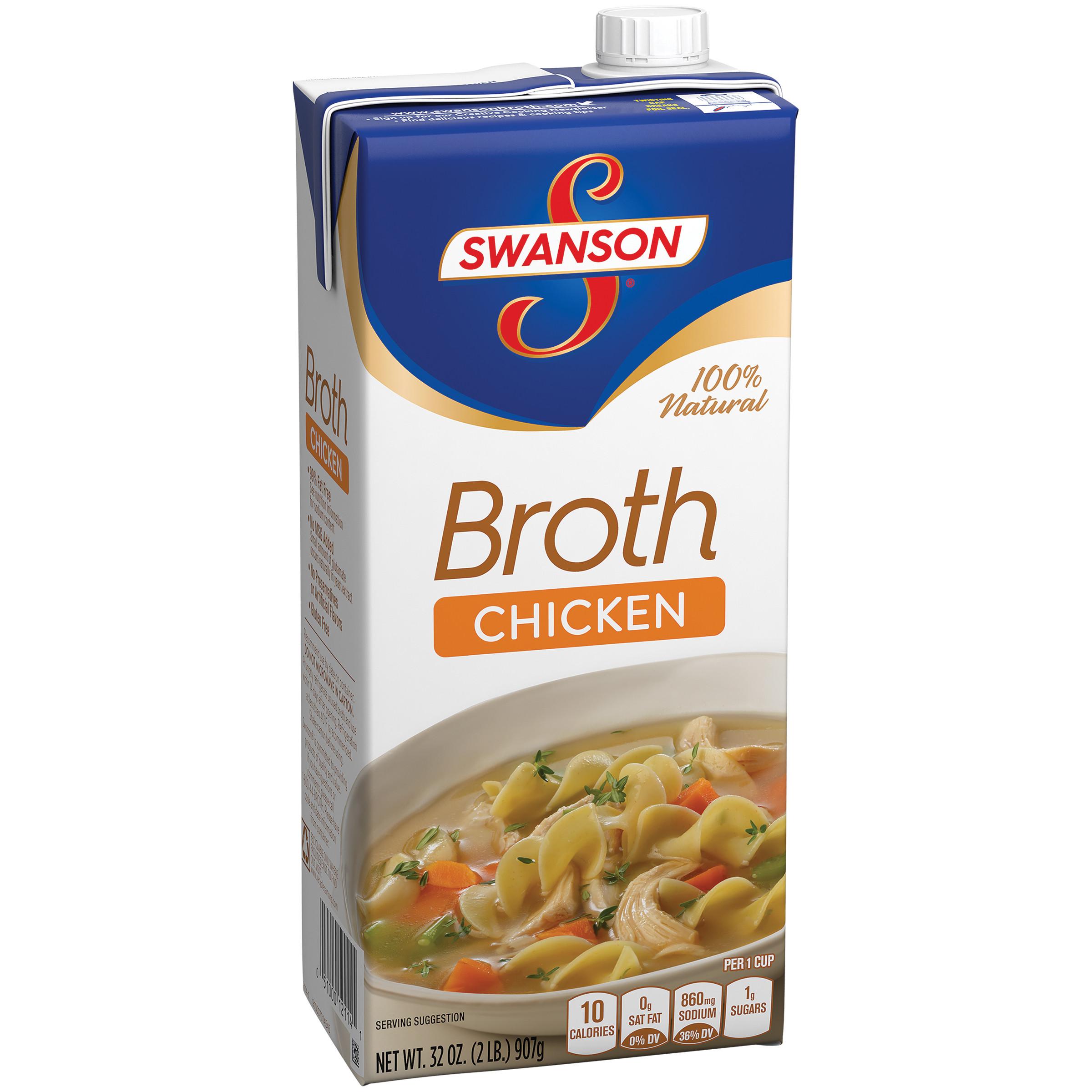Swanson Chicken Noodle Soup  Swanson Broth ly $1 48 at Walmart AddictedToSaving