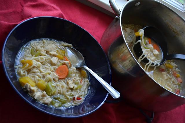Swanson Chicken Noodle Soup  Swanson s Ramen Chicken Noodle Soup