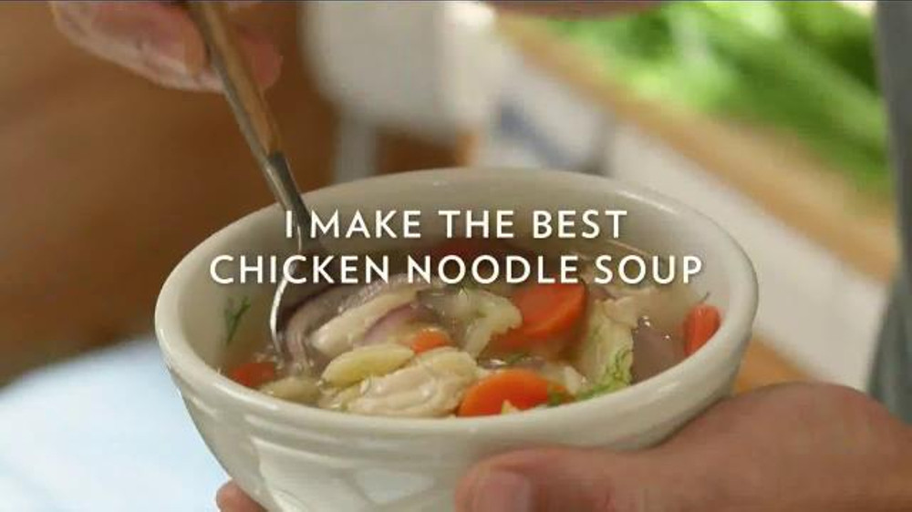 Swanson Chicken Noodle Soup  Swanson Chicken Broth TV mercial I Make the Best