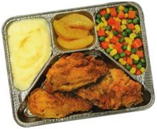 Swanson Frozen Dinners  12 innovations from the 1950s that we still use today