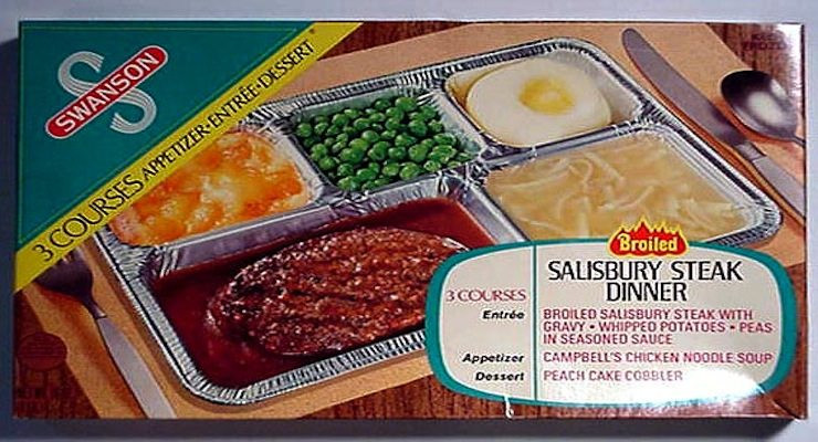 Swanson Frozen Dinners  e Coachella Valley hospital exists because of golf and