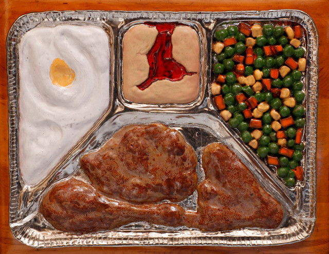 Swanson Frozen Dinners  Hooray It s National Frozen Food Day TGIF Pee wee s