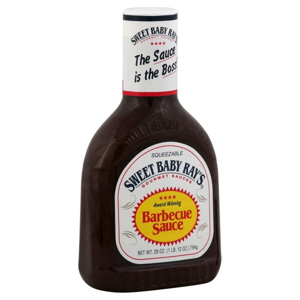 Sweet Baby Ray'S Bbq Sauce  Sweet Baby Ray s Barbecue Sauce