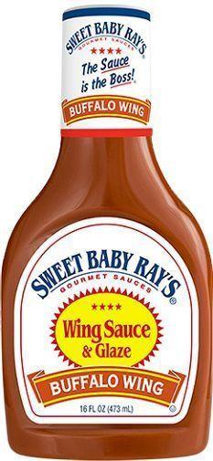 Sweet Baby Ray'S Bbq Sauce  Sweet Baby Ray s Wing Sauce & Glaze Buffalo Wing