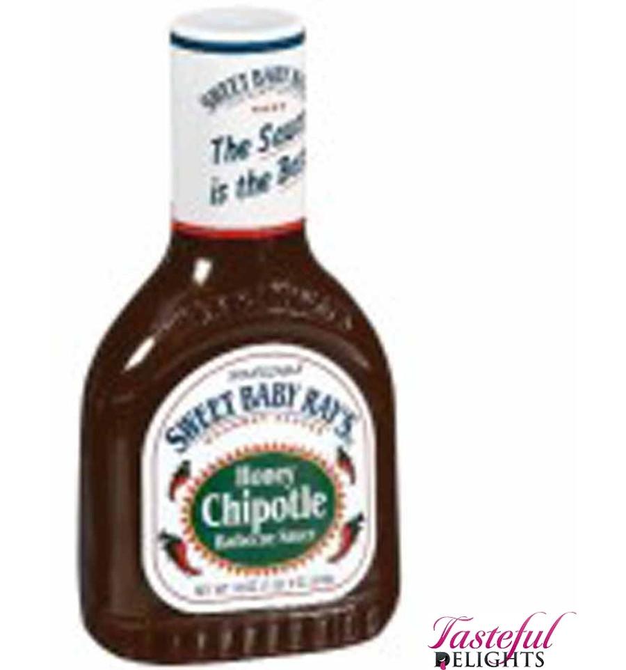 Sweet Baby Ray'S Bbq Sauce  Sweet Baby Ray s BBQ Sauce Honey Chipotle 425ml