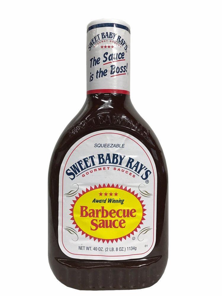 Sweet Baby Ray'S Bbq Sauce  Sweet Baby Ray s Gourmet Award Winning Original Barbecue