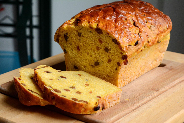 Sweet Bread Recipes  Sweet Potato & Raisin Bread [Recipe]