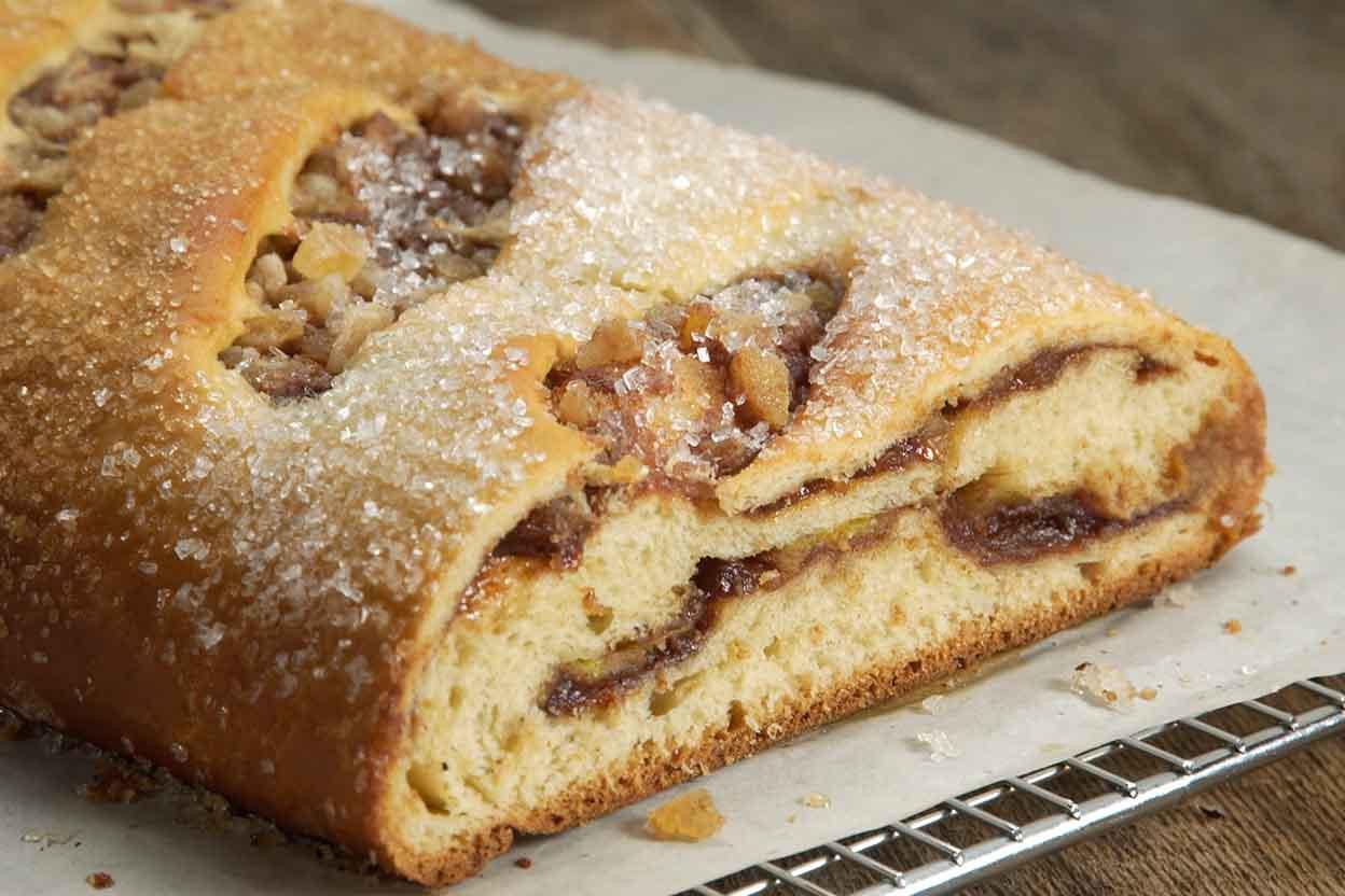 Sweet Bread Recipes  Brazilian Sweet Bread Recipe