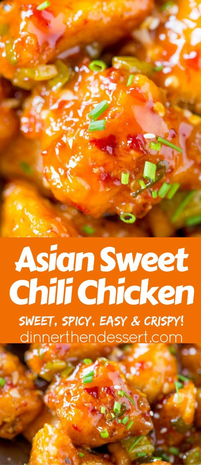 Sweet Chili Chicken  substitute for thai sweet chili sauce