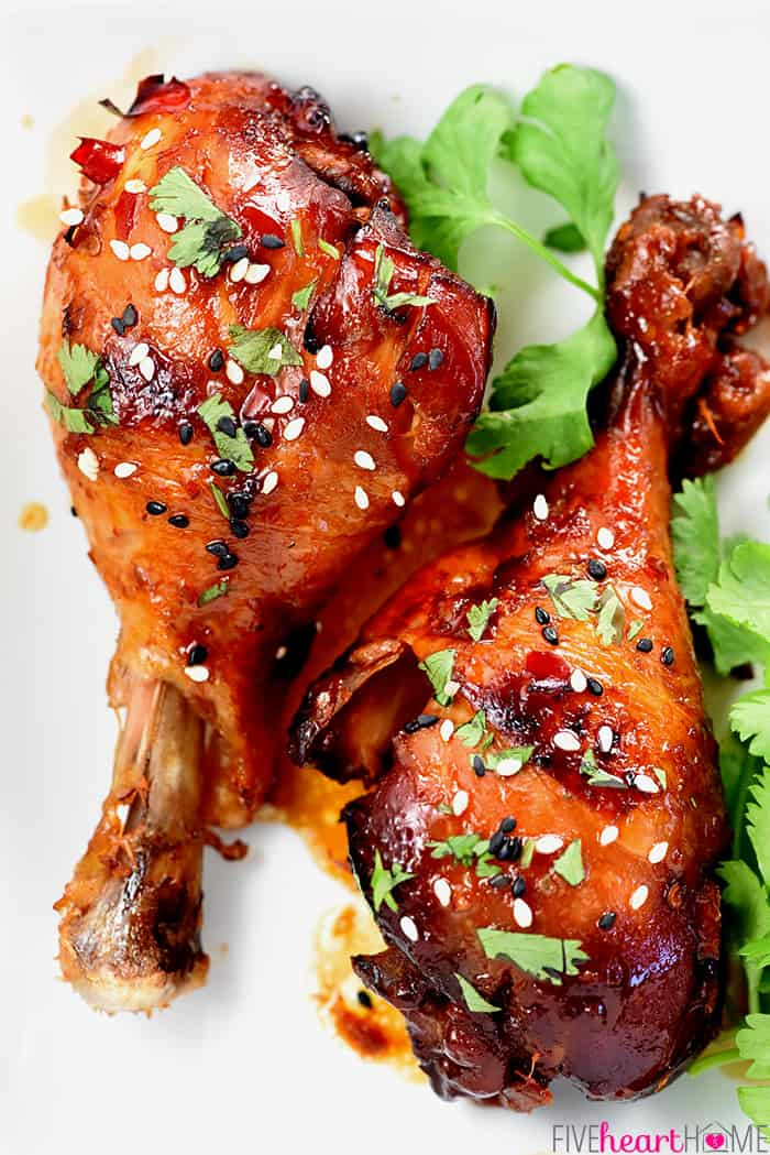 Sweet Chili Chicken  Slow Cooker Sweet Chili Drumsticks