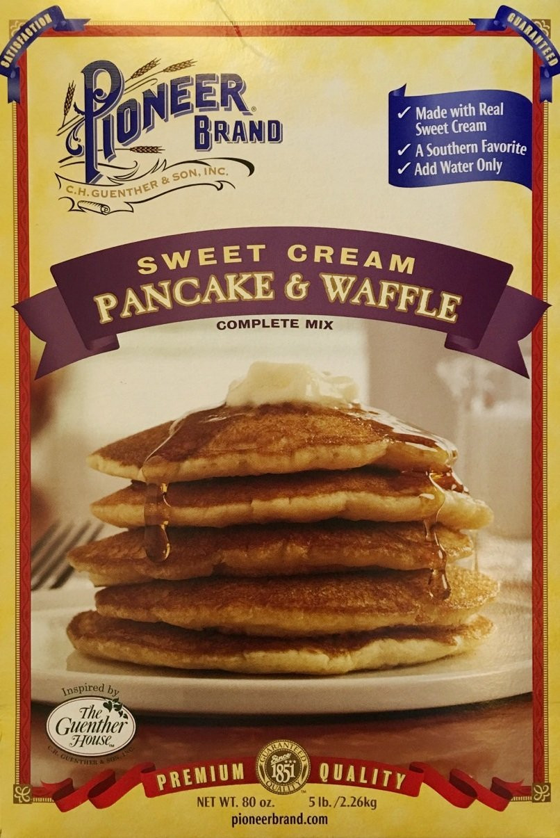Sweet Cream Pancakes  Amazon 5 Pounds Krusteaz Sweet Cream Pancake Mix