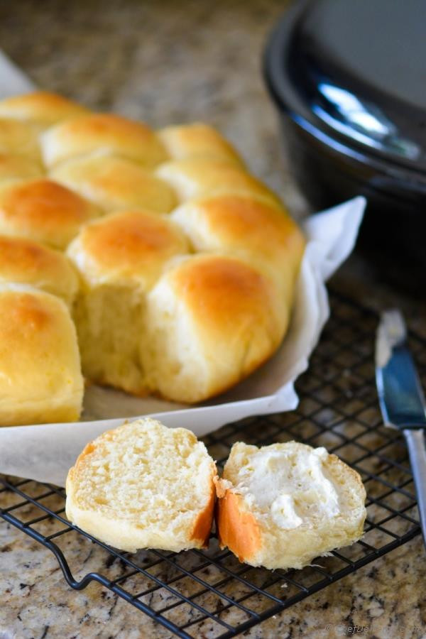 Sweet Dinner Roll Recipes  Homemade Hawaiian Sweet Dinner Rolls Recipe