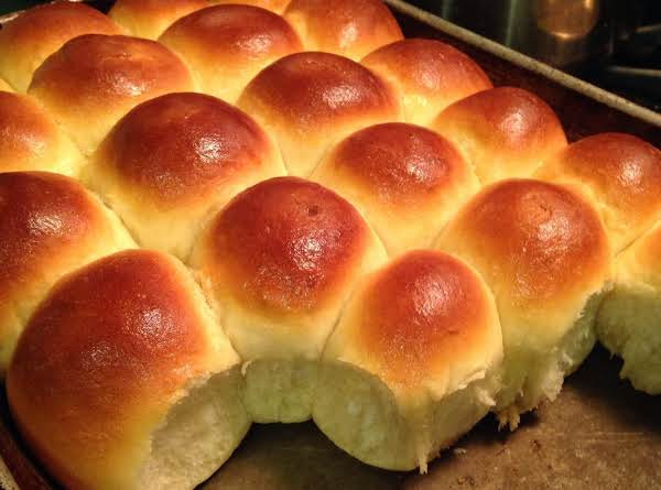 Sweet Dinner Roll Recipes  The Best Sweet Yeast Roll Dough Recipe