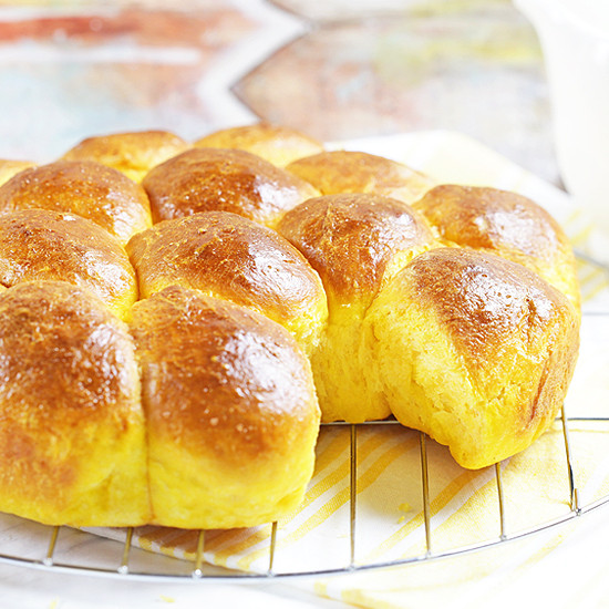 Sweet Dinner Rolls Recipe  Sweet Potato Dinner Rolls