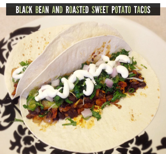 Sweet Potato And Black Bean Tacos  Bubby and Bean Living Creatively Black Bean and