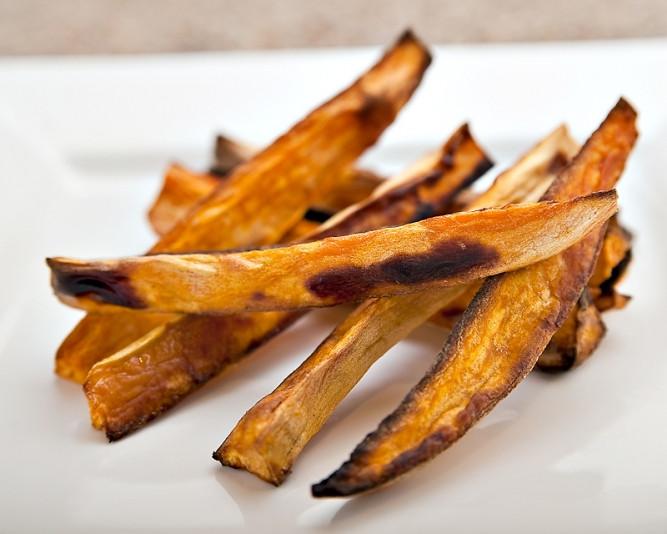 Sweet Potato And Diabetes  Diabetic Recipe Baked Sweet Potato Fries Recipes for