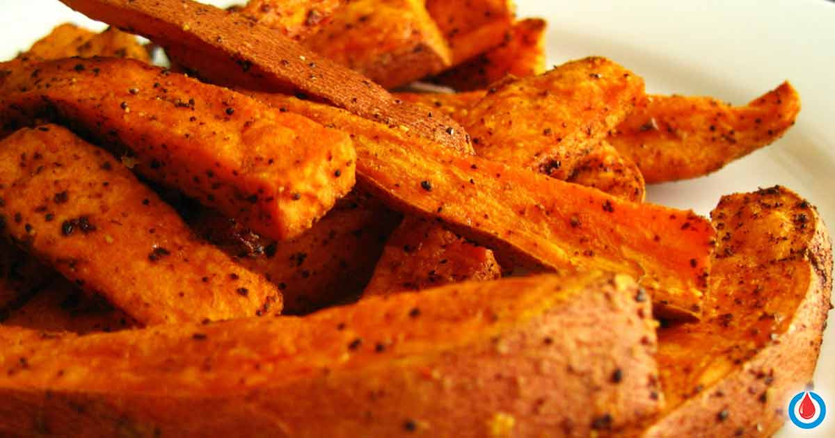 Sweet Potato And Diabetes  Traditional Favorite Dish Sweet Potato Fries