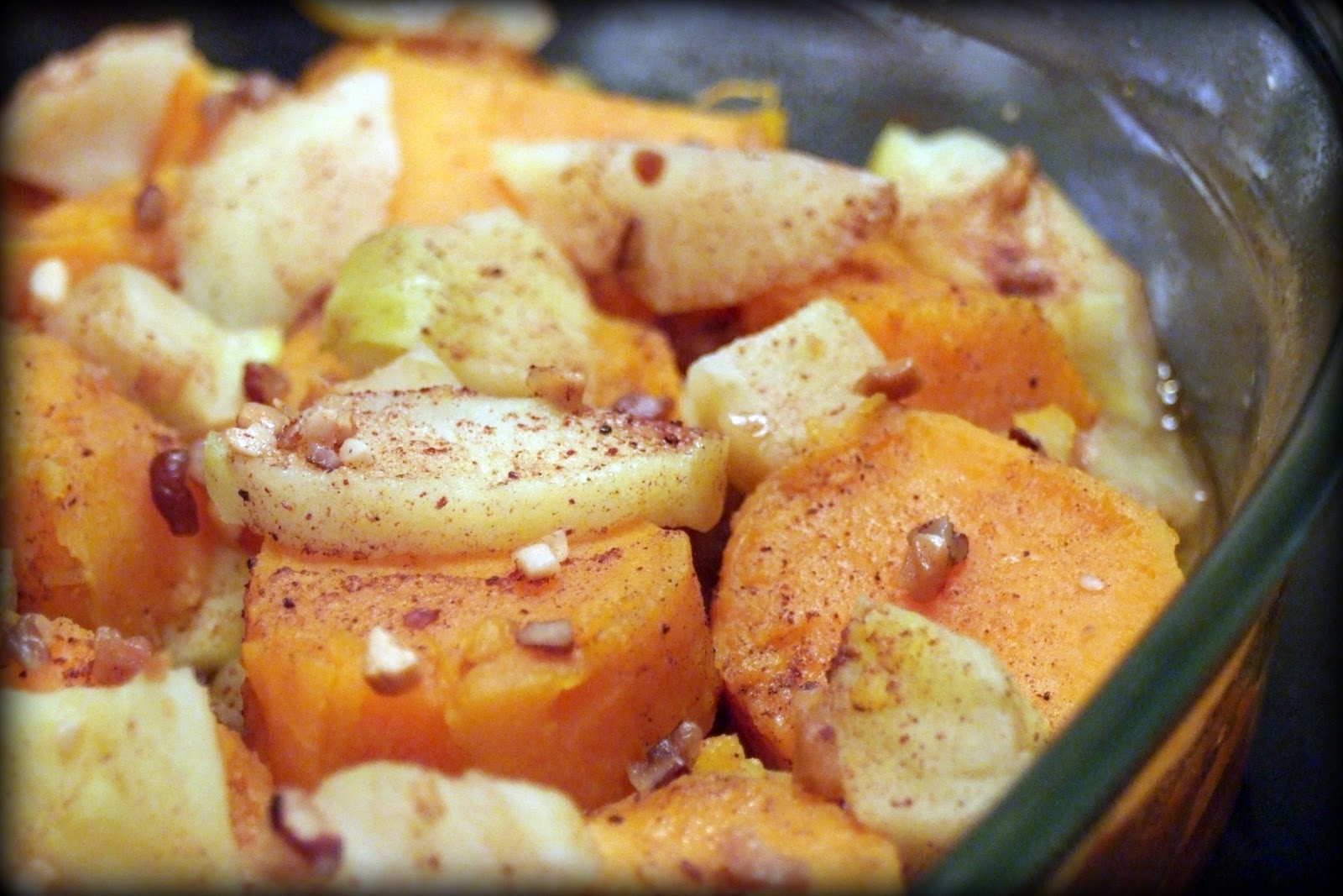 Sweet Potato Apple Cassarole  Mommy Made From Scratch Sweet Potato and Apple Casserole