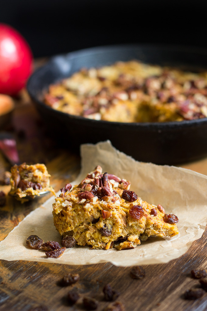 Sweet Potato Apple Casserole  Sweet Potato Apple Breakfast Bake Paleo & Whole30