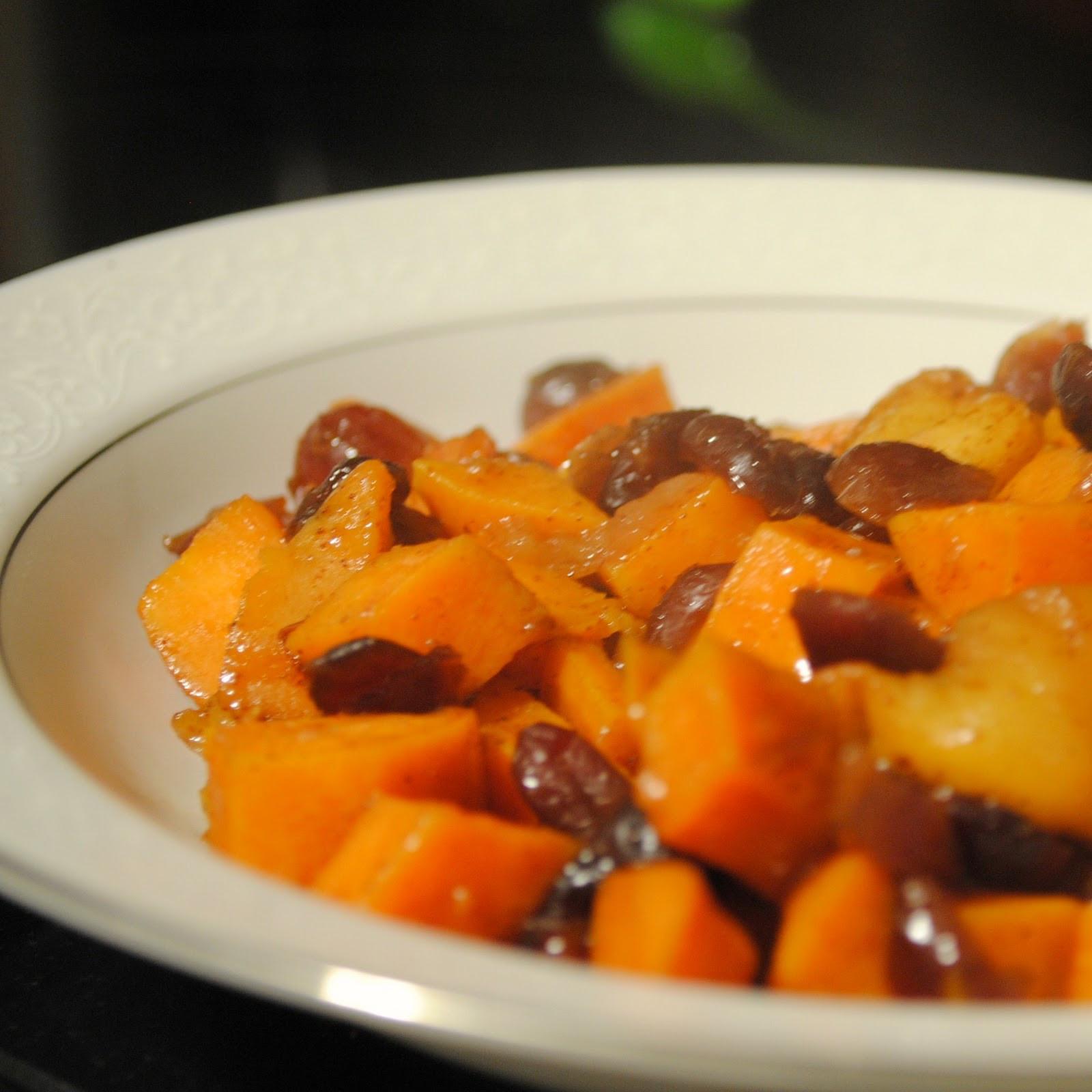 Sweet Potato Bake  Homemade By Holman Sweet Potato Bake A Healthier Way