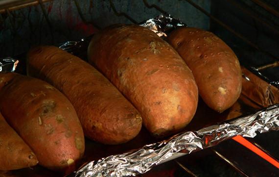 Sweet Potato Bake Time  Baked Sweet Potatoes Recipe Taste of Southern