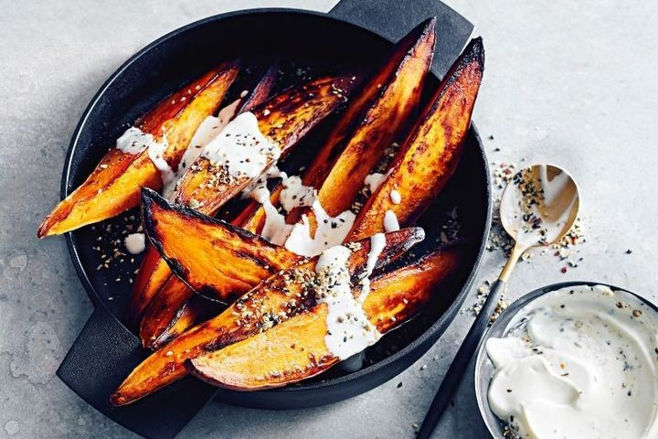 Sweet Potato Bake Time  40 sides that ll outshine the mains this Easter Recipe
