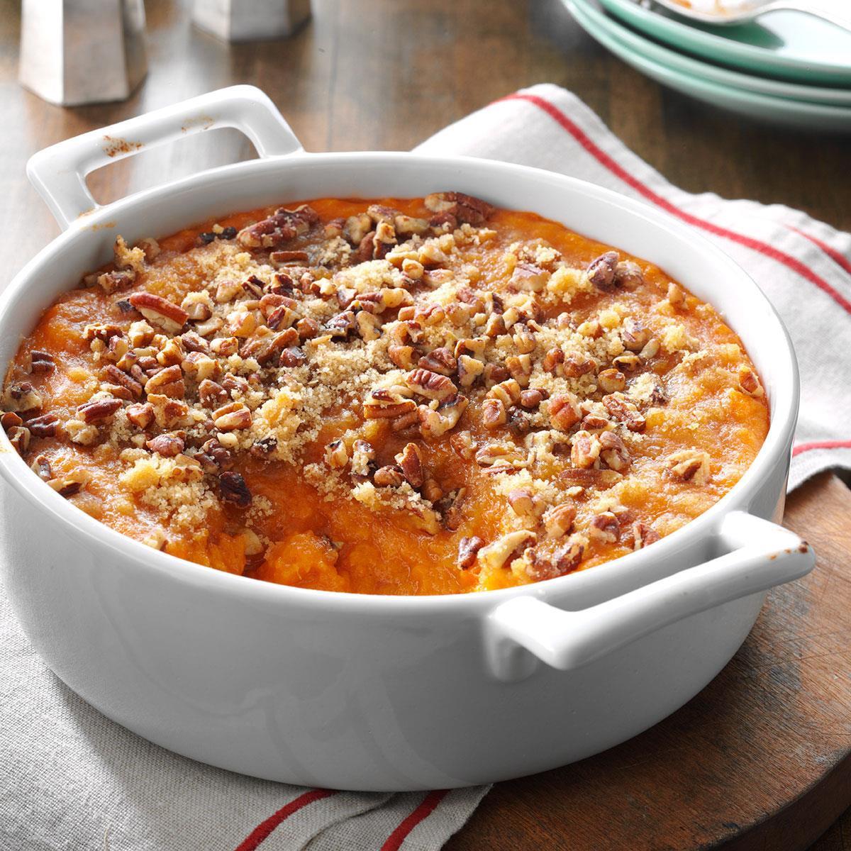 Sweet Potato Bake  Mom s Sweet Potato Bake Recipe