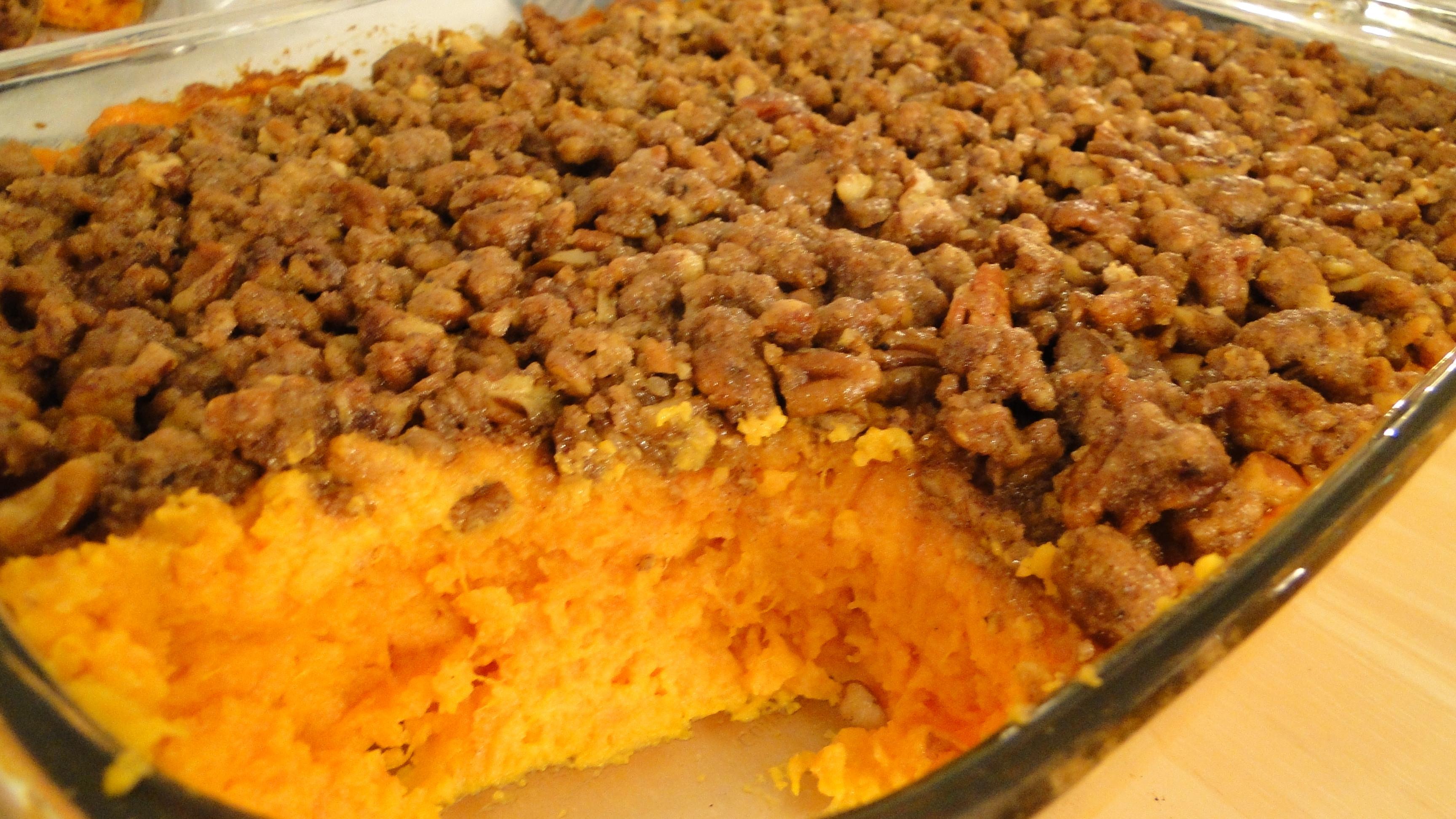 Sweet Potato Bake  Sweet Potato Casserole…