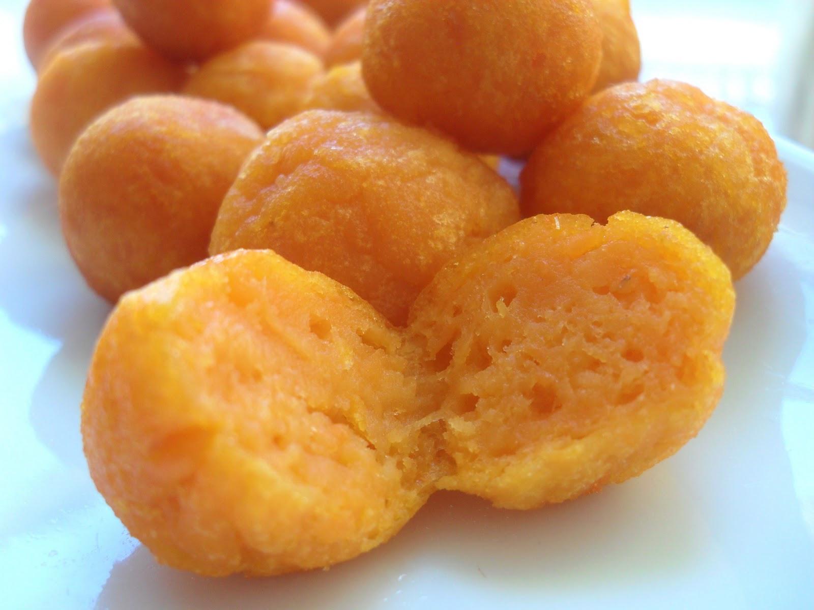 Sweet Potato Balls  Sweet Potato Balls Recipe Recipe — Dishmaps