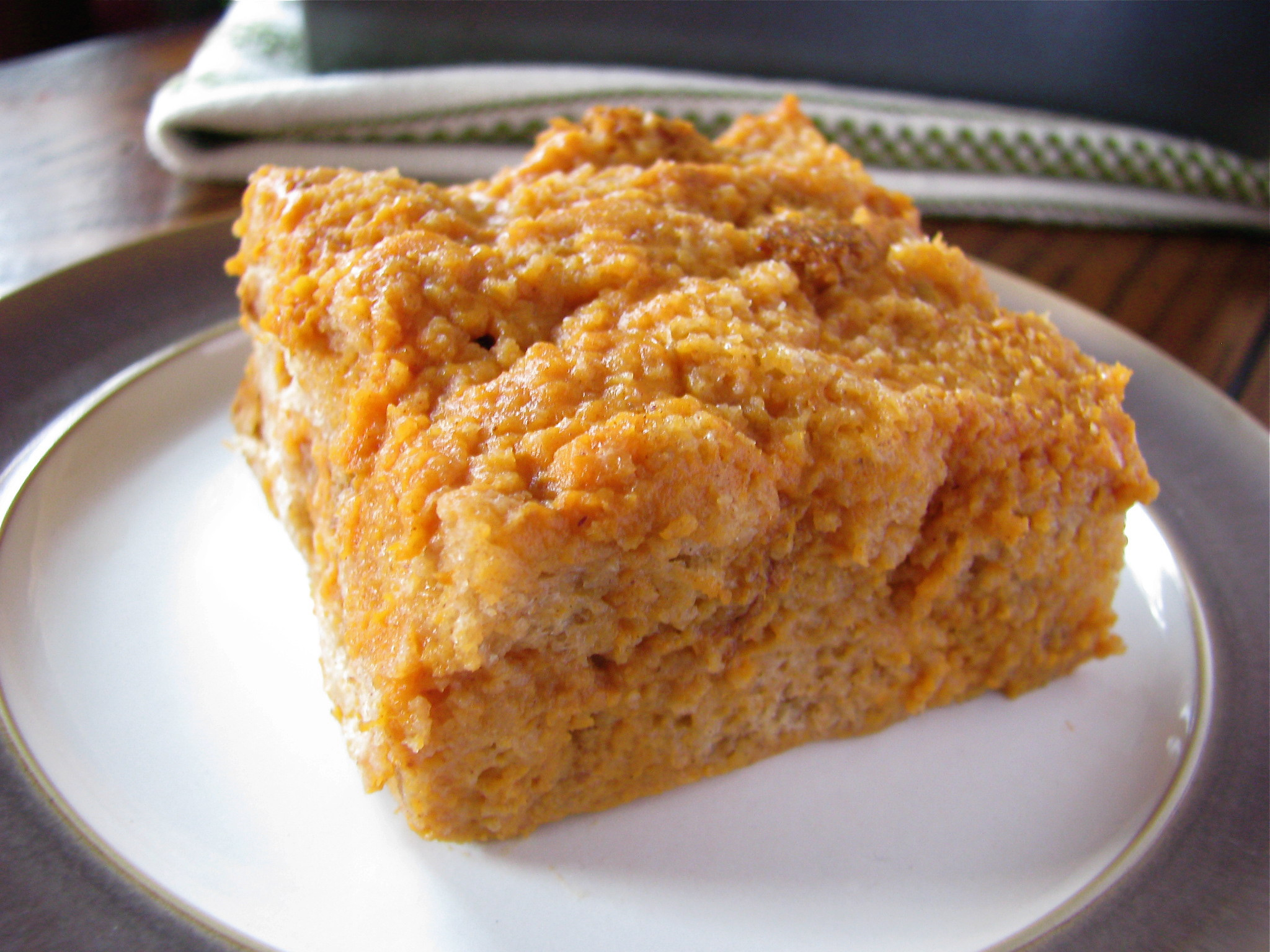 Sweet Potato Bread Pudding  IMG 7633