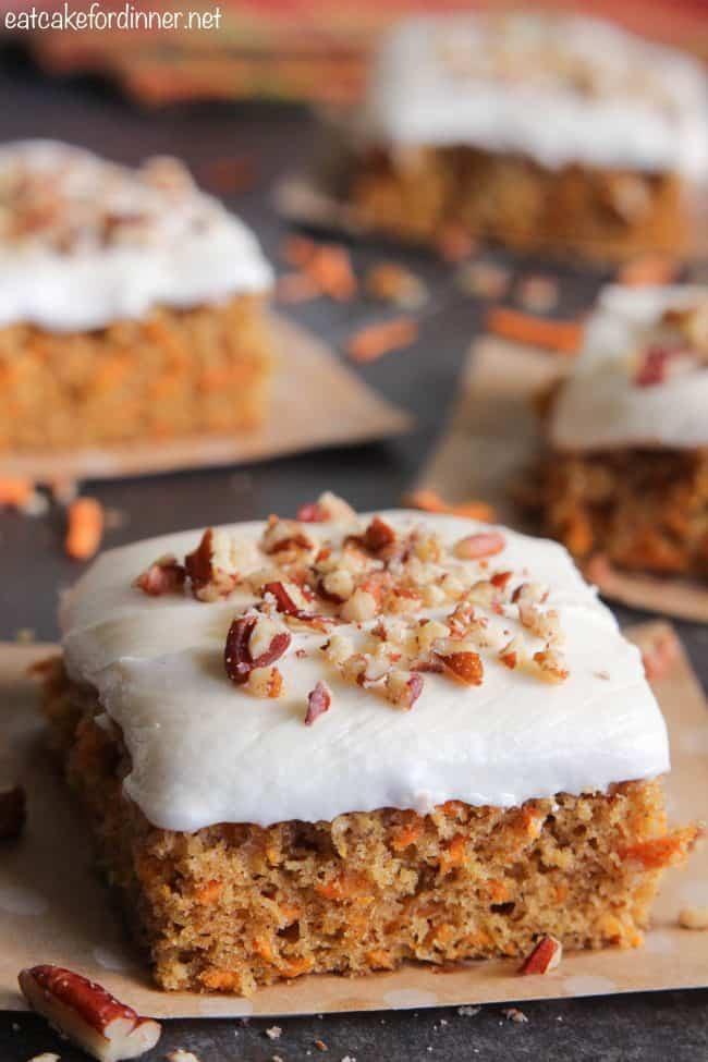 Sweet Potato Cake  Sweet Potato Cake with Marshmallow Frosting