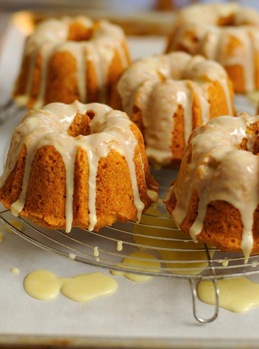 Sweet Potato Cakes  Sweet Potato Pound Cake