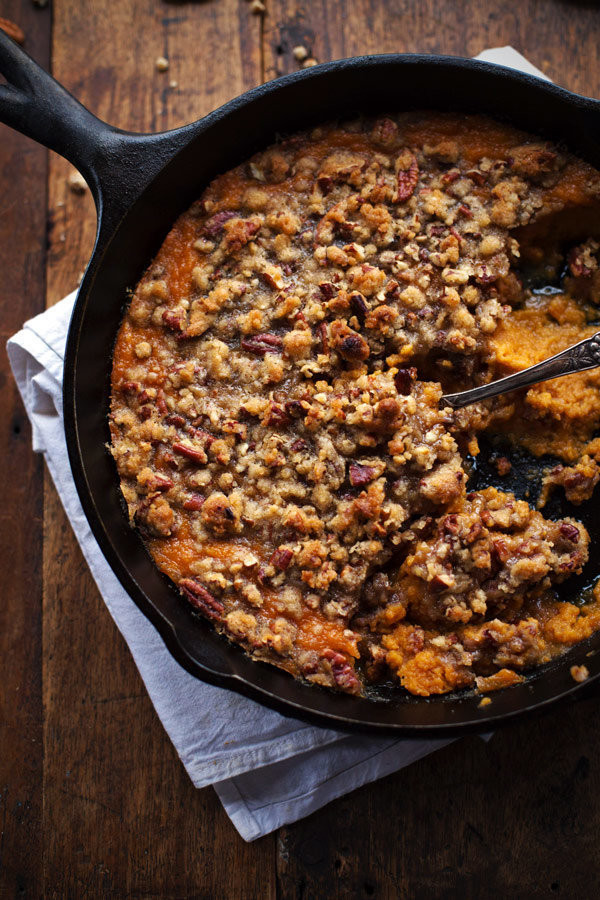 Sweet Potato Casserole With Pecans  These Are The Sweet Potato Casserole Recipes You Need