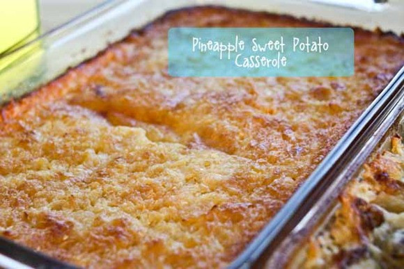 Sweet Potato Casserole With Pineapple  5th Annual Kath Eats Real Food