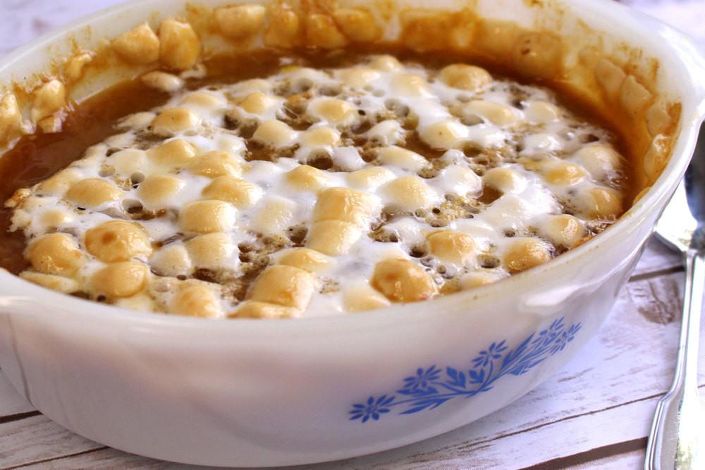 Sweet Potato Casserole With Pineapple  Heavenly Sweet Potato Pineapple Casserole