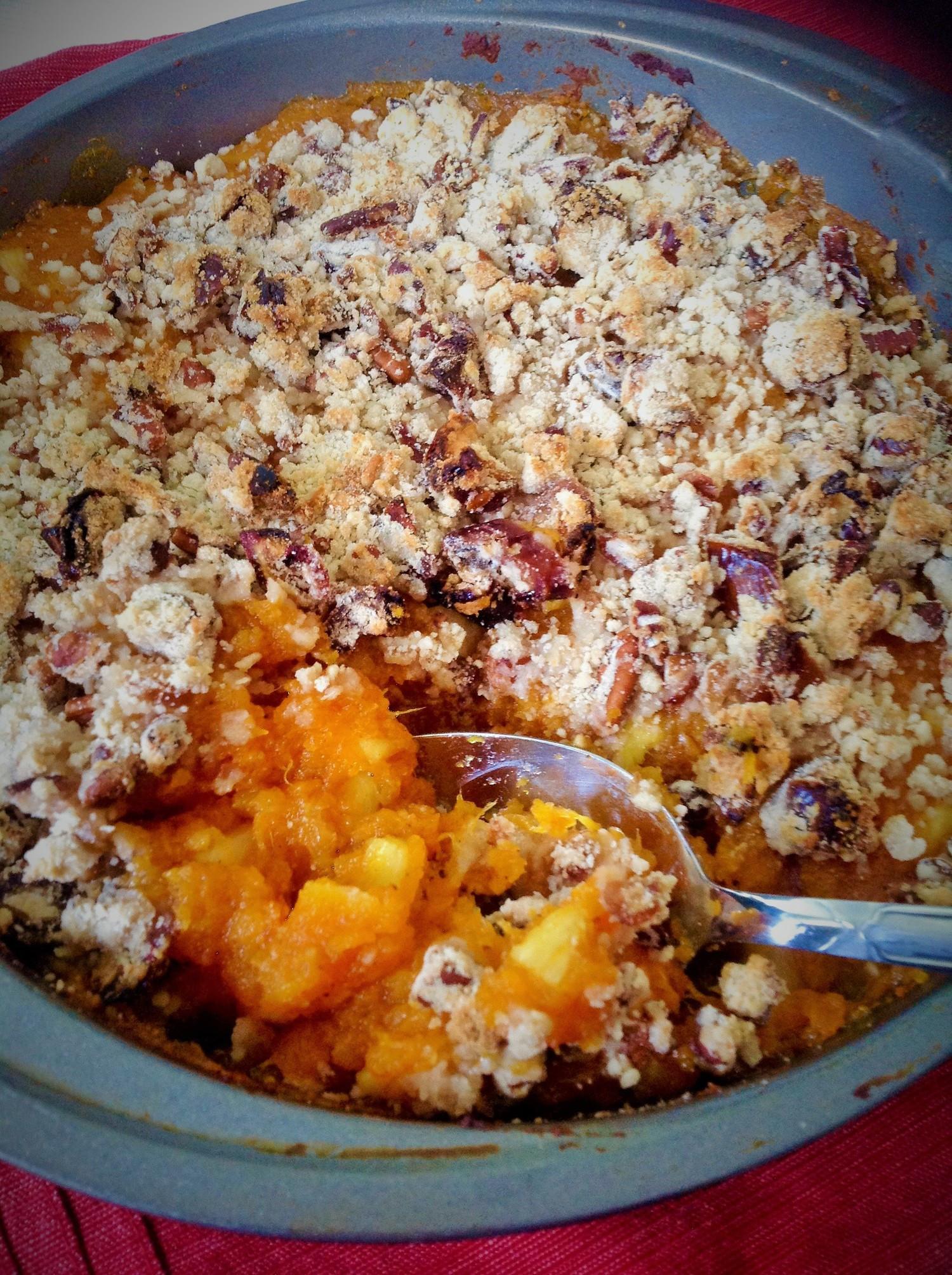 Sweet Potato Casserole With Pineapple  sweet potato pineapple casserole