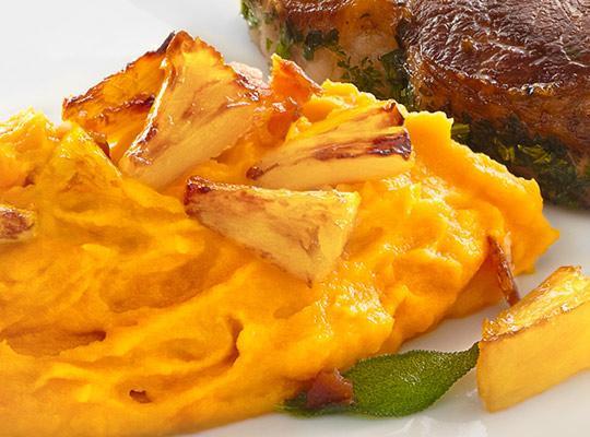 Sweet Potato Casserole With Pineapple  Caramelized Pineapple and Sweet Potato Casserole Gluten