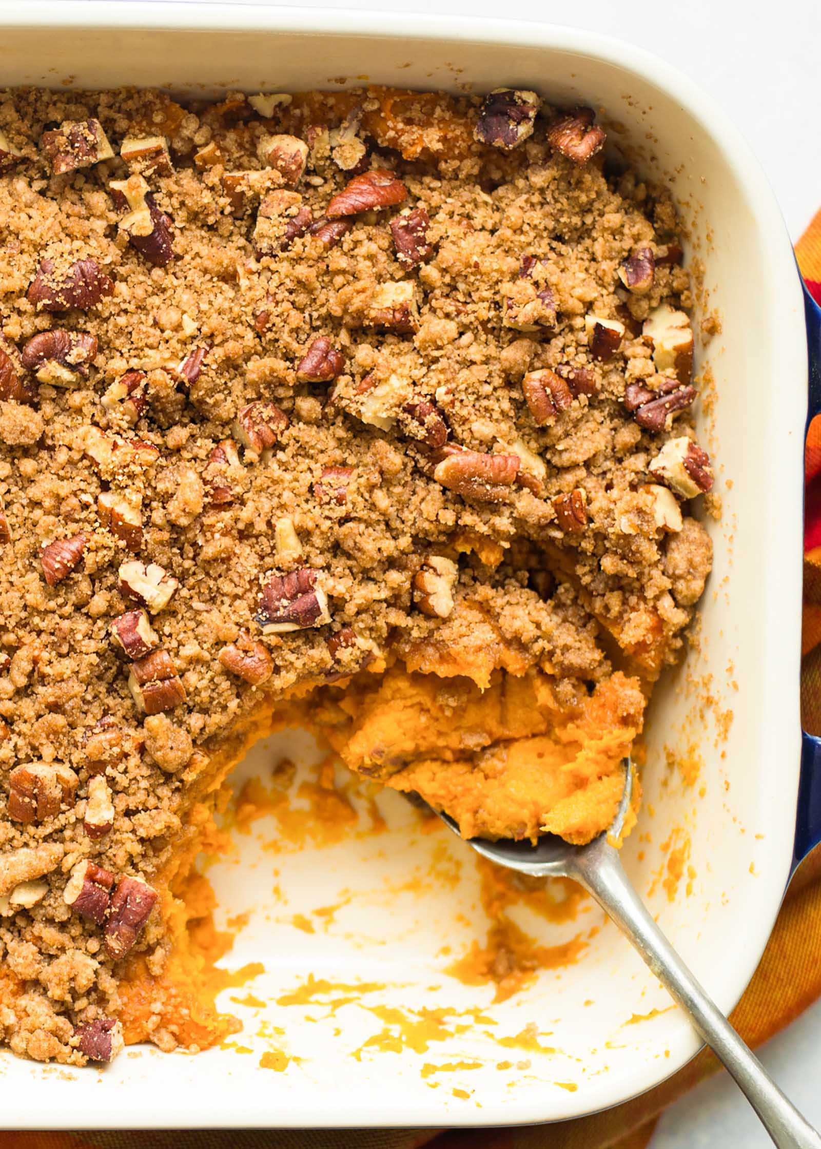 Sweet Potato Dishes  Sweet Potato Casserole Recipe